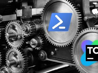 Best practices for using PowerShell with TeamCity